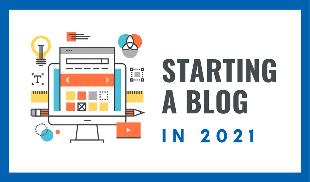 Featured Starting A blog